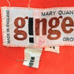 Ginger Group - Mary Quant