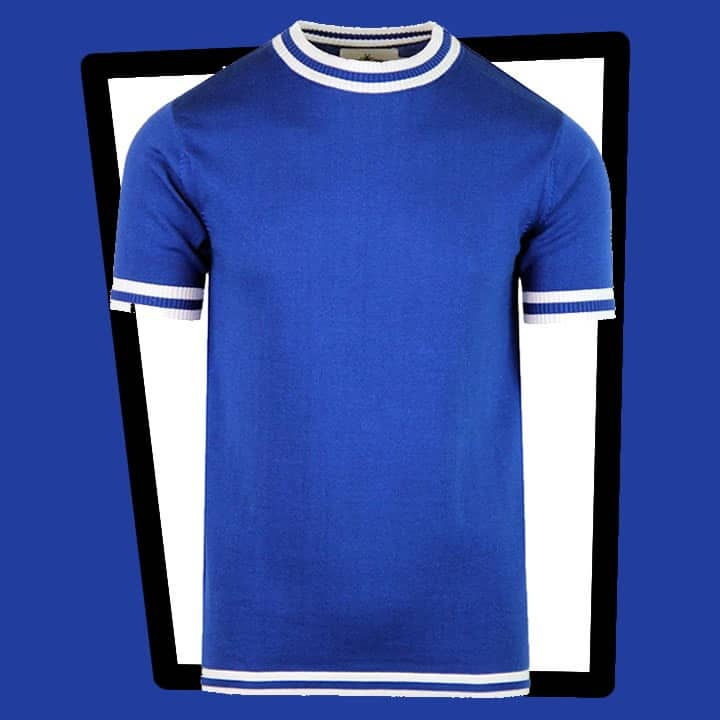 Madcap blue t-shirt