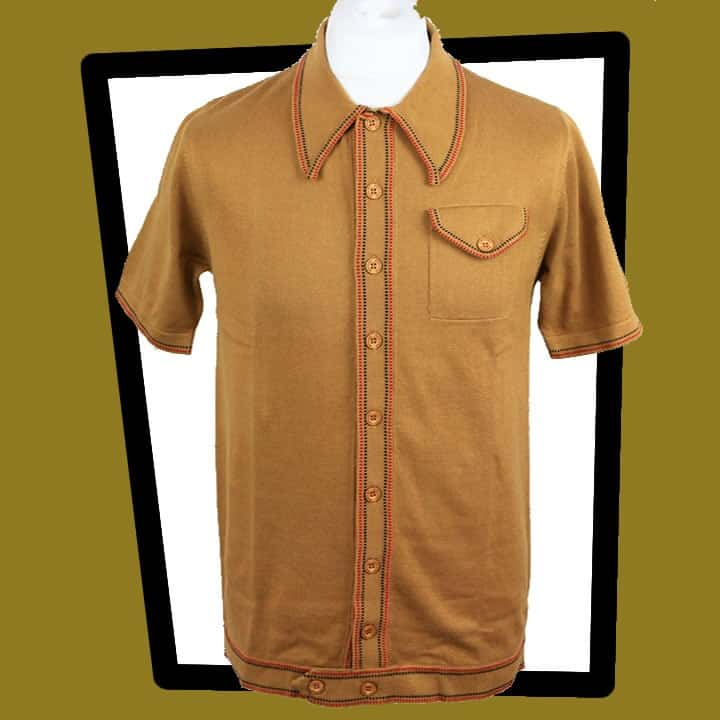 Madcap brown shirt