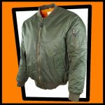 Relco olive green jacket