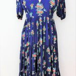 Ossie Clark dress