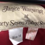 Janice Wainwright label