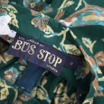 Bus Stop by Lee Bender clothing label