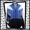 White, blue and black Puma 1980-90's shell / track top