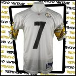 White Reebok Pitsburgh Steelers NFL jersey