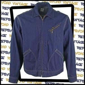 Lee denim work jacket In blue