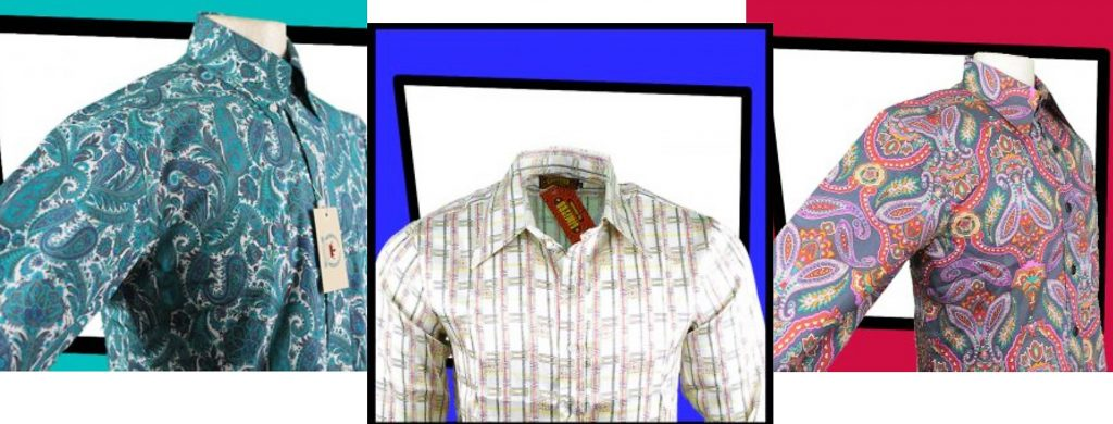 Vintage Inspired shirts by Chenaski and Relco